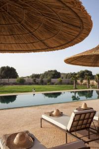 Le Jardin des Douars, Morocco