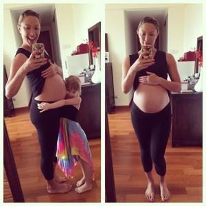 jaymee ong 35 weeks pregnant