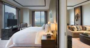 The Westin Singapore - Guestroom - Sea View Suite