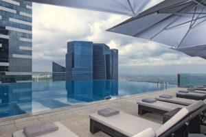 The Westin Singapore - Infinity Pool