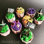 Singapore Halloween cupcakes from dessert.cup 1