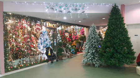 Mummyfique Guide to Where to Shop for Christmas Decorations in Singapore 2