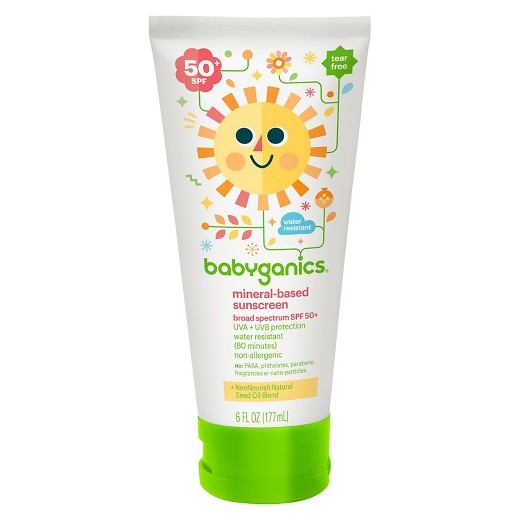 Road Test: Sunscreen for kids 1