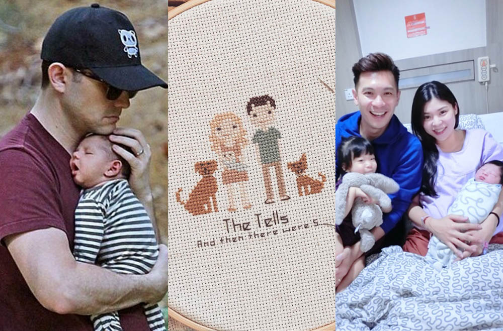 Cutest celebrity birth announcements - YouTube