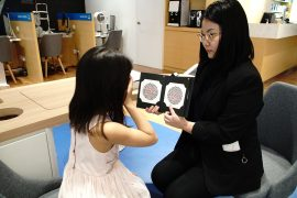 Eye checks for you and your kids at Videre Eyecare
