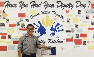 Koh Seng Choon, founder of Project Dignity, a social enterprise