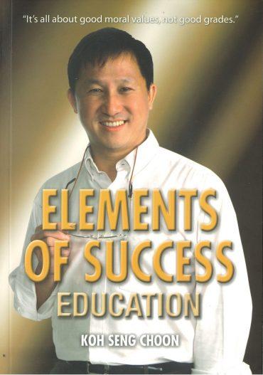 Parenting book by Koh Seng Choon