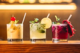 Need a drink? Here are some non-alcoholic options to try, whether you're trying to get pregnant, already pregnant or breastfeeding. (Image by Kobby Mendez from Unsplash)