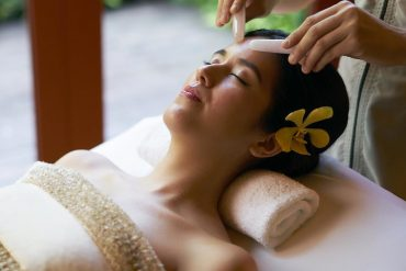 Treat yourself to a pampering facial. (Image from Capella Singapore's Instagram page)