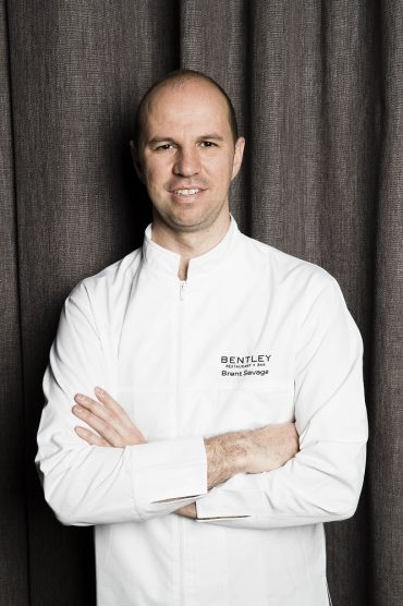 Chef Brent Savage