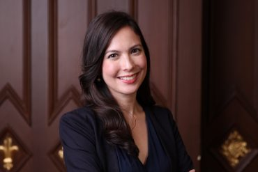 Geraldine Dresier, Vice-President of Marketing for YTL Hotels