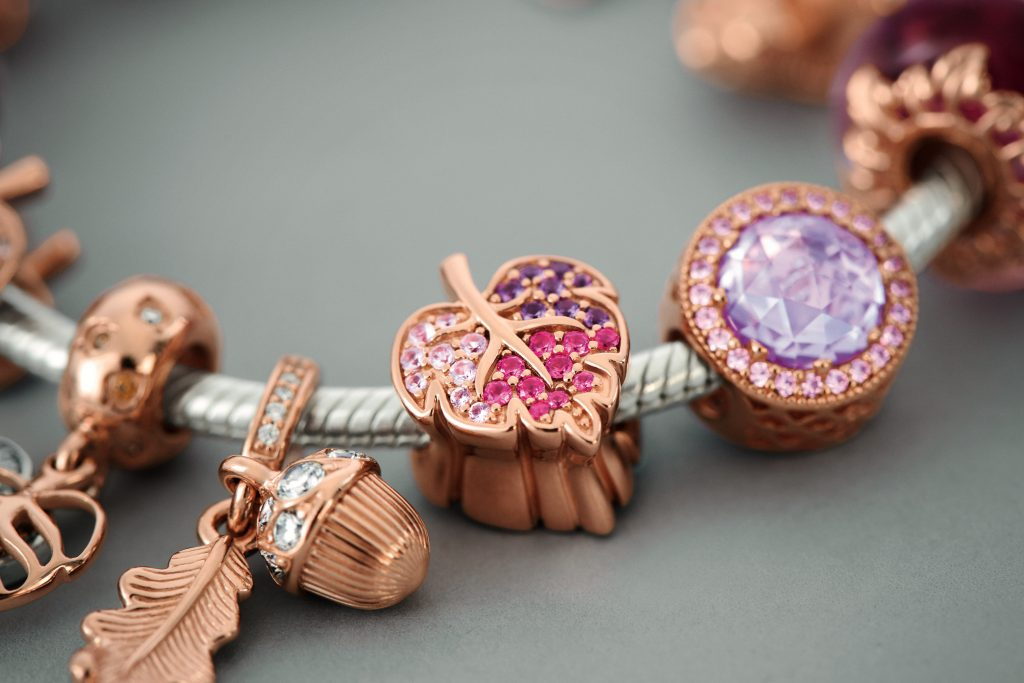 The Autumn 2019 collection from Pandora