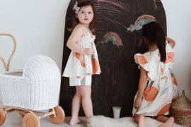 Get stylish, cohesive looks for this Chinese New Year, from toddlers, to dads and even pets (Image: Arcade)