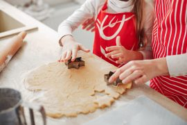 Baking with kids: Tools and Recipes