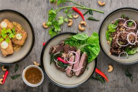 Break your fast with these recipes that include loads of spices and flavours. Image credit: Lily Banse