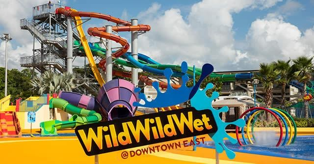 Have a splashing good time with your loved ones at the largest and most popular waterpark in Singapore