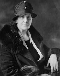 Anna Jarvis - the founder of Mother's Day.