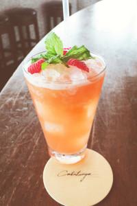 Mummyfique Mocktail
